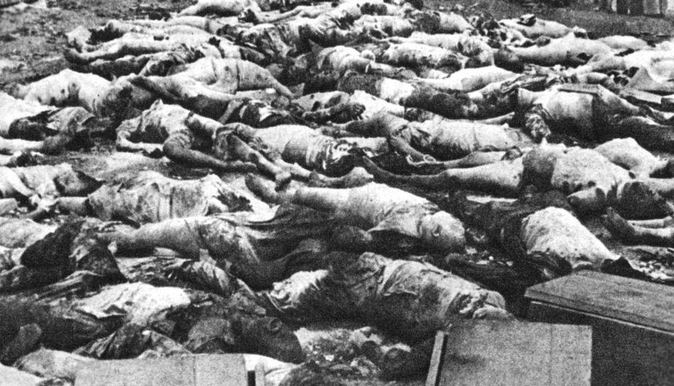 南京大屠杀部分图片选 精选